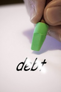 Money, debt reduction, lean management