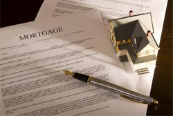 mortgage sign papers